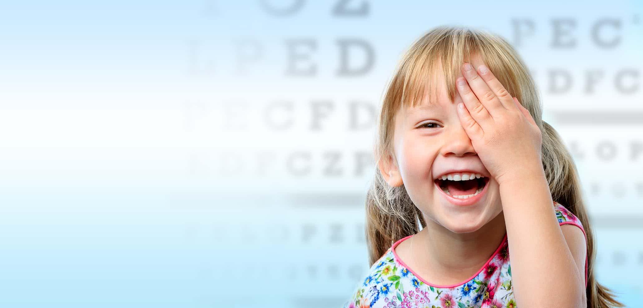 Child Eye Exam in Victoria BC